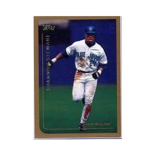 1999 Topps #133 Shannon Stewart: Sports Collectibles