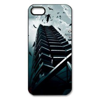 Custom Assassins Creed Personalized Cover Case for iPhone 5 5S LS 127: Cell Phones & Accessories