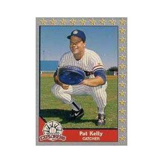 1989 90 Pacific Senior League #134 Pat Kelly: Sports Collectibles