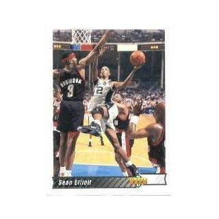 1992 93 Upper Deck #131 Sean Elliott: Sports Collectibles