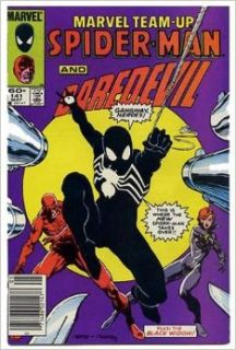 Spiderman and Daredevil   Blind Justice! (Marvel Team Up, no. 141 (May 1984)): plot Tom DeFalco, script Jim Owsley, finished art Mike Esposito, pencil breakdowns Greg LaRocque: Books