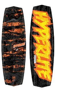 Hyperlite Marek Bio Wakeboard 136 Mens : Wakeboarding Boards : Sports & Outdoors