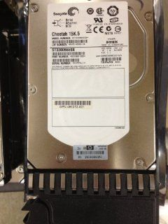 481271 001 Hewlett Packard 146gb 15000rpm 3.5 Inch Sas Hard Drive In: Computers & Accessories