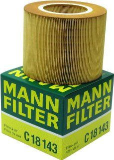 Mann Filter C 18 143 Air Filter: Automotive