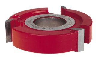 Freud UP145 3 Wing 7/8 Inch Straight Edge Shaper Cutter, 1 1/4 Bore