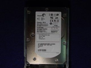 "Dell 9X6066 145 36GB SAS 15k 3.5"" Hard Drive Dell Labeled: Computers & Accessories"