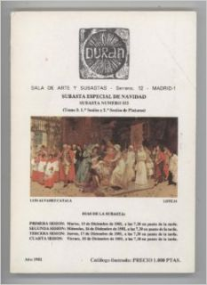 DURAN SUBASTA ESPECIAL DE NAVIDAD #153: Duran: Books