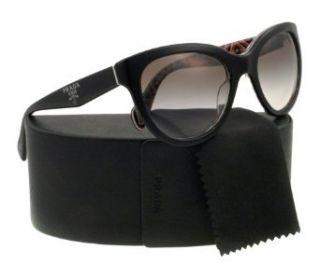 Prada MAS0A7 Black 05PS Wayfarer Sunglasses Lens Category 2 Prada Clothing