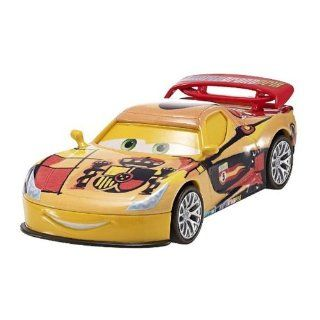 Disney / Pixar CARS 2 Movie 155 Die Cast Car #23 Miguel Camino: Toys & Games