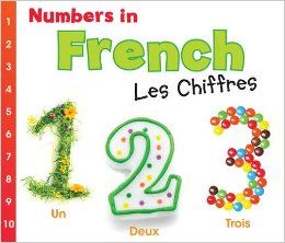 Numbers in French: Les Chiffres (World Languages: Numbers) (English and French Edition): Daniel Nunn: 9781406239041: Books