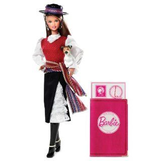 Barbie Collector Dolls of The World Mexico Doll: Toys & Games