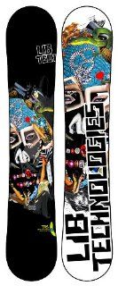 Lib Technologies TRS BTX Snowboard New 2010, 157cm: Sports & Outdoors