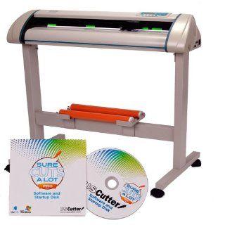 24 inch Copam Professional Vinyl Cutter with Sure Cuts A Lot Pro Design & Cut Software Arts, Crafts & Sewing