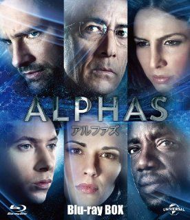 ALPHAS/ア�TM�Œァス�ž BOX: Movies & TV