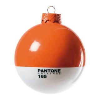Pantone Christmas Ornament 165 Orange   Christmas Ball Ornaments