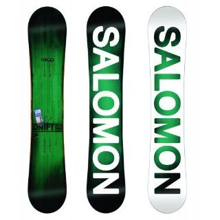 Salomon Drift Rocker (Black) Freestyle Snowboard 2012   159 : Sports & Outdoors