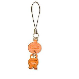 * HORSE * Mini Japanese Zodiac 3D Animal Cell Phone Charms VANCA Craft Petit Mascot Leather: Clothing