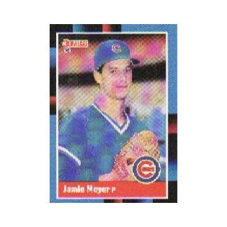 1988 Donruss #169 Jamie Moyer: Sports Collectibles