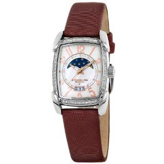 Stuhrling Original Women's 163.115U7 Classique Carnegie Hill Diamond Watch: Stuhrling Original: Watches