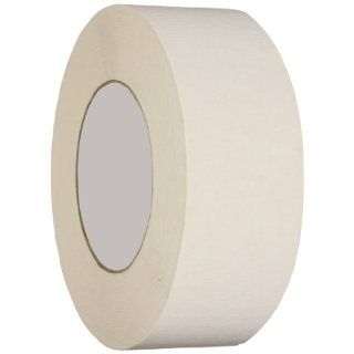 """Intertape 591 Rubber/Resin Premium Grade Double Coated Flatback Tape, 0.178mm Thick x 36yd Length x 2"""" Width, Natural (Case of 24 Rolls) Industrial & Scientific"""