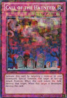 Yu Gi Oh!   Call of the Haunted (BP02 EN171)   Battle Pack 2: War of the Giants   1st Edition   Mosaic Rare: Toys & Games