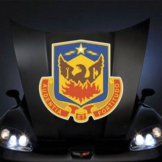 "US Army Special Troops Battalion 173 Airborne Brigade DUI 20"" Huge Decal Sticker: Automotive"