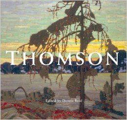 Tom Thomson: Dennis Reid: 9781550548983: Books