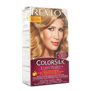 Revlon ColorSilk Luminista Permanent Haircolor, Honey Blonde : Chemical Hair Dyes : Beauty