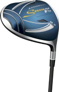 Adams Golf Speedline F11 Driver (Left Hand, Aldila VooDoo, Regular, 10.5 degrees) : Sports & Outdoors