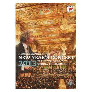 Franz Welser Most   New Year's Concert 2013 [Japan DVD] SIBC 177: Movies & TV