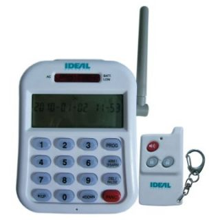 Ideal Security SK618 Alarm Center and Telephone Dialer and Security Alert   Door Alarms