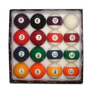 Deluxe Billiard Pool Balls Set Pool Table Accessories