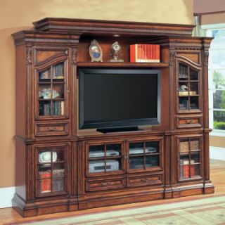 Parker House Napoli 50 Inch Entertainment Center   Entertainment Centers