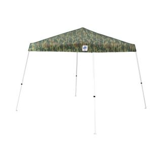E Z UP® 10 x 10 Slant Leg Vista™ Pop Up Canopy   Camo   Canopies