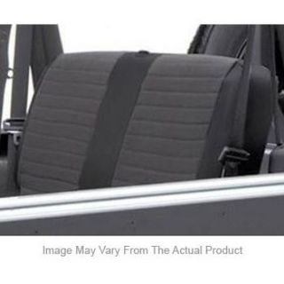2012 2013 Jeep Wrangler (JK) Seat Cover   Smittybilt, Front, Direct fit, High back bucket seat