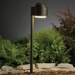 Kichler Simplicity Side Mount Landscape Path Light   Landscape Lighting