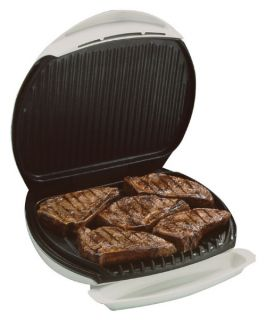 George Foreman GR30GF 6 Burger Family Size Grill   Electric Grills