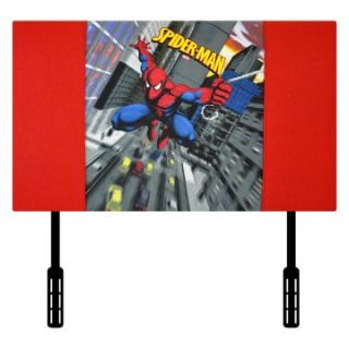 Kidz World Marvel Spiderman Twin Headboard   Headboards