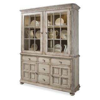 A.R.T. Furniture Belmar II China Cabinet   Antique Linen   Kitchen & Dining