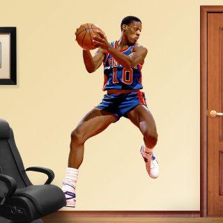 Fathead NBA Player Legends Wall Decal   Clocks & Wall Art