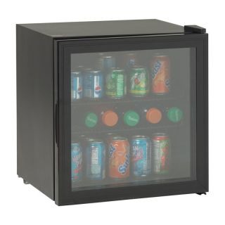 Avanti BCA184BG 1.8 cu. ft. Beverage Cooler   Black   Small Refrigerators
