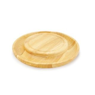 Picnic Time Colby Cheese Board / Serving Tray Set   Cutting Boards