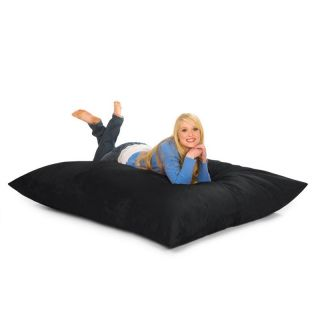Relax Sack 6 ft. Microsuede Foam Pillow Lounger   Bean Bags