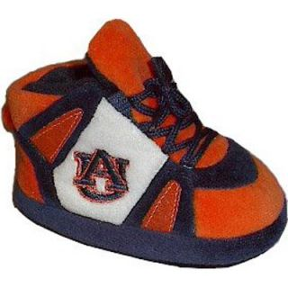 Comfy Feet NCAA Baby Slippers   Auburn Tigers   Kids Slippers