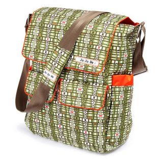 Ju Ju Be Be Hip Diaper Bag   Jungle Maze   Designer Diaper Bags