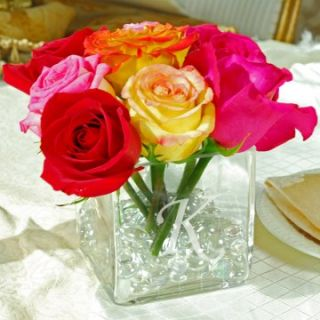 Cathys Concepts 4 in. Personalized Centerpiece Vase   Table Vases