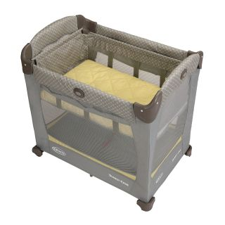 Graco Travel Lite Crib with Stages   Peyton   Play Yards