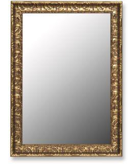 Antique Mayan Gold Wall Mirror   Wall Mirrors