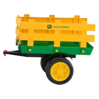 Peg Perego John Deere Riding Toy Trailer