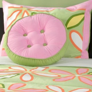 Rizzy Rugs Green Daisy Bed Set   Girls Bedding